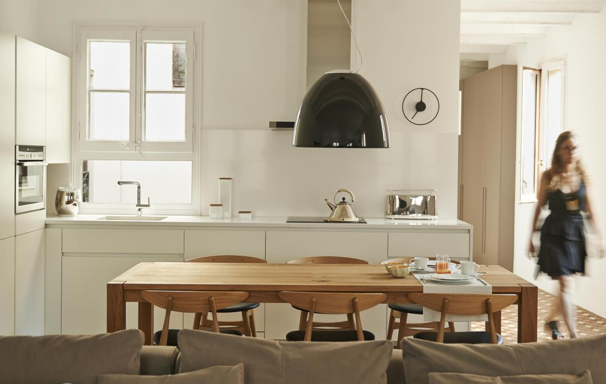 Apartamento en el Gòtic, Barcelona