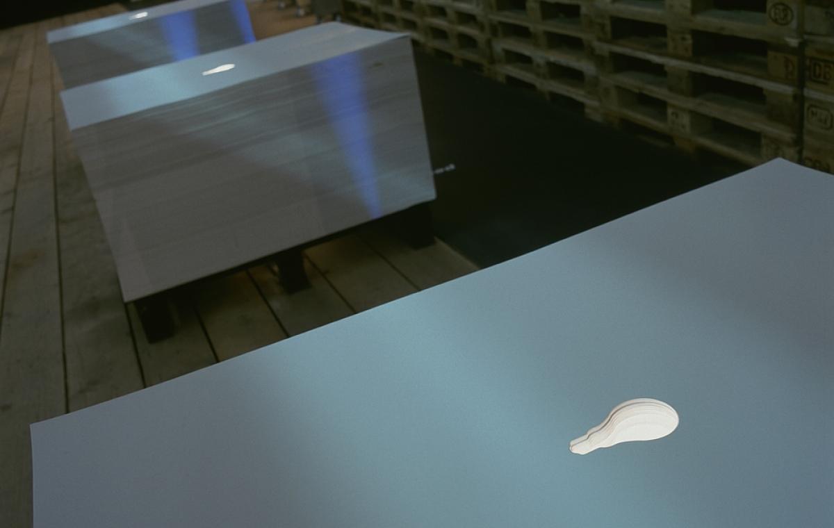 La llum de les pàgines blanques a Casa Decor