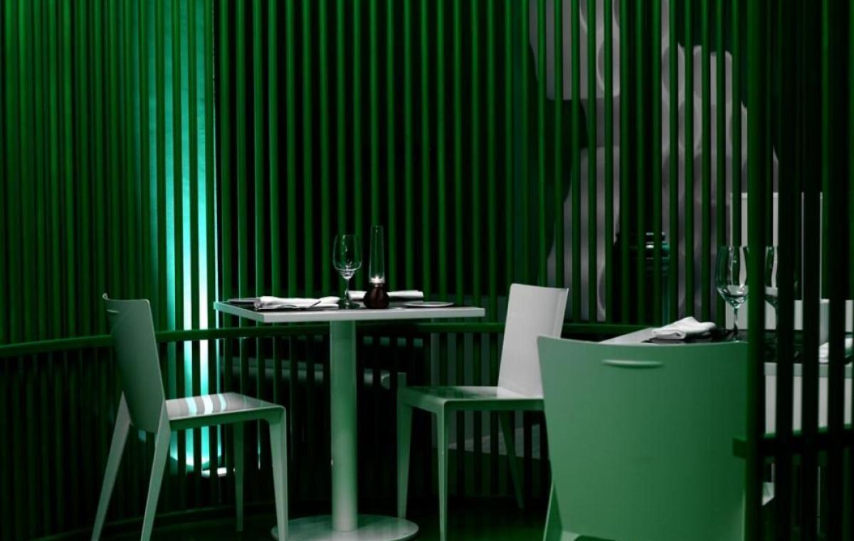 Restaurante Arola-Samsung. Casa Decor 05