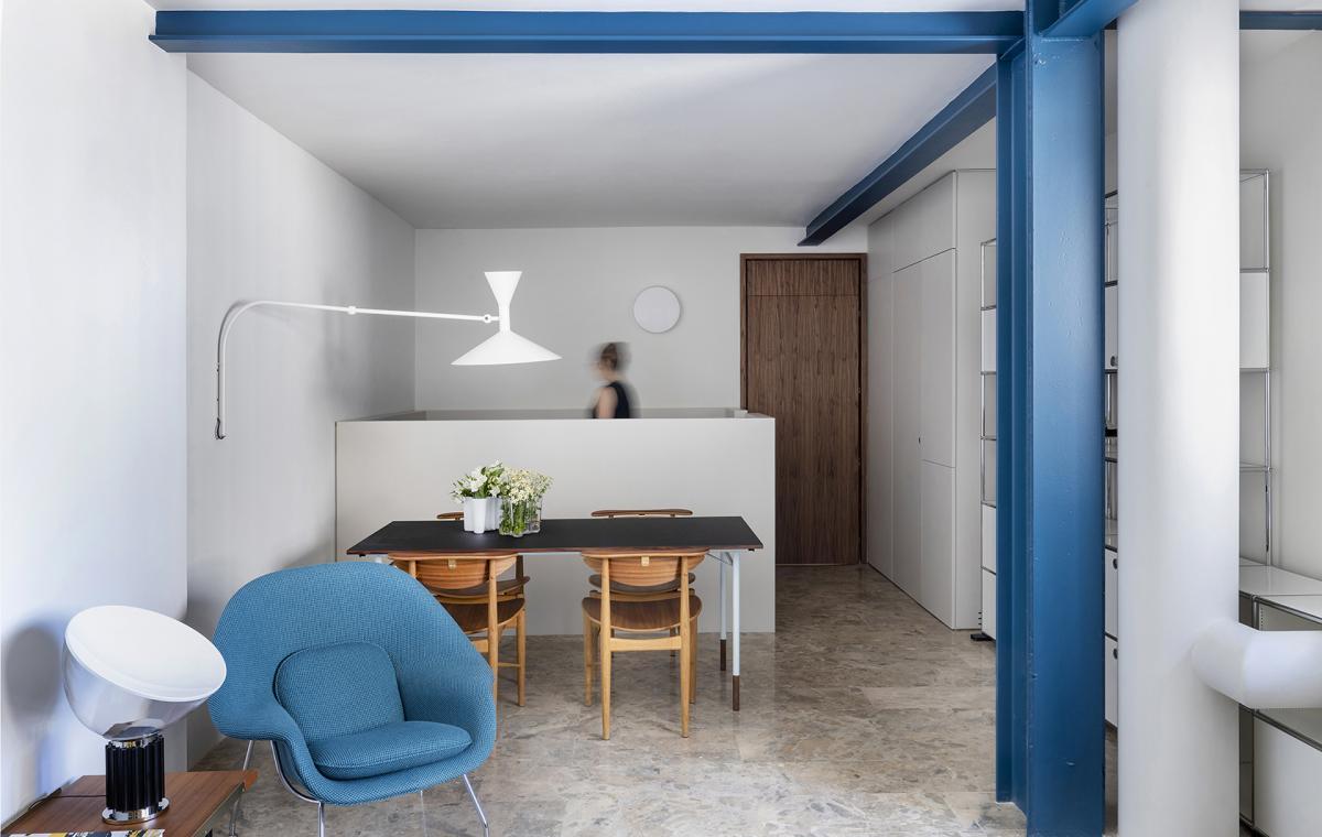 Vivienda-estudio en Centro Colón Madrid vilablanch