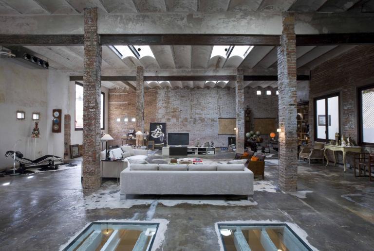 Loft industrial en el centro de Barcelona