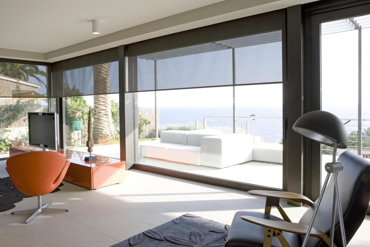 Proyecto de interiorismo. La terraza
