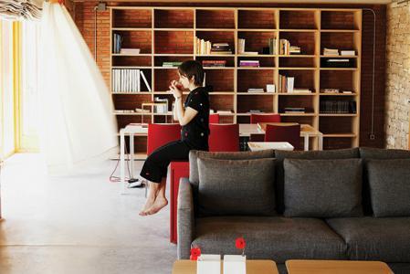 Proyecto de interiorismo. Salón loft