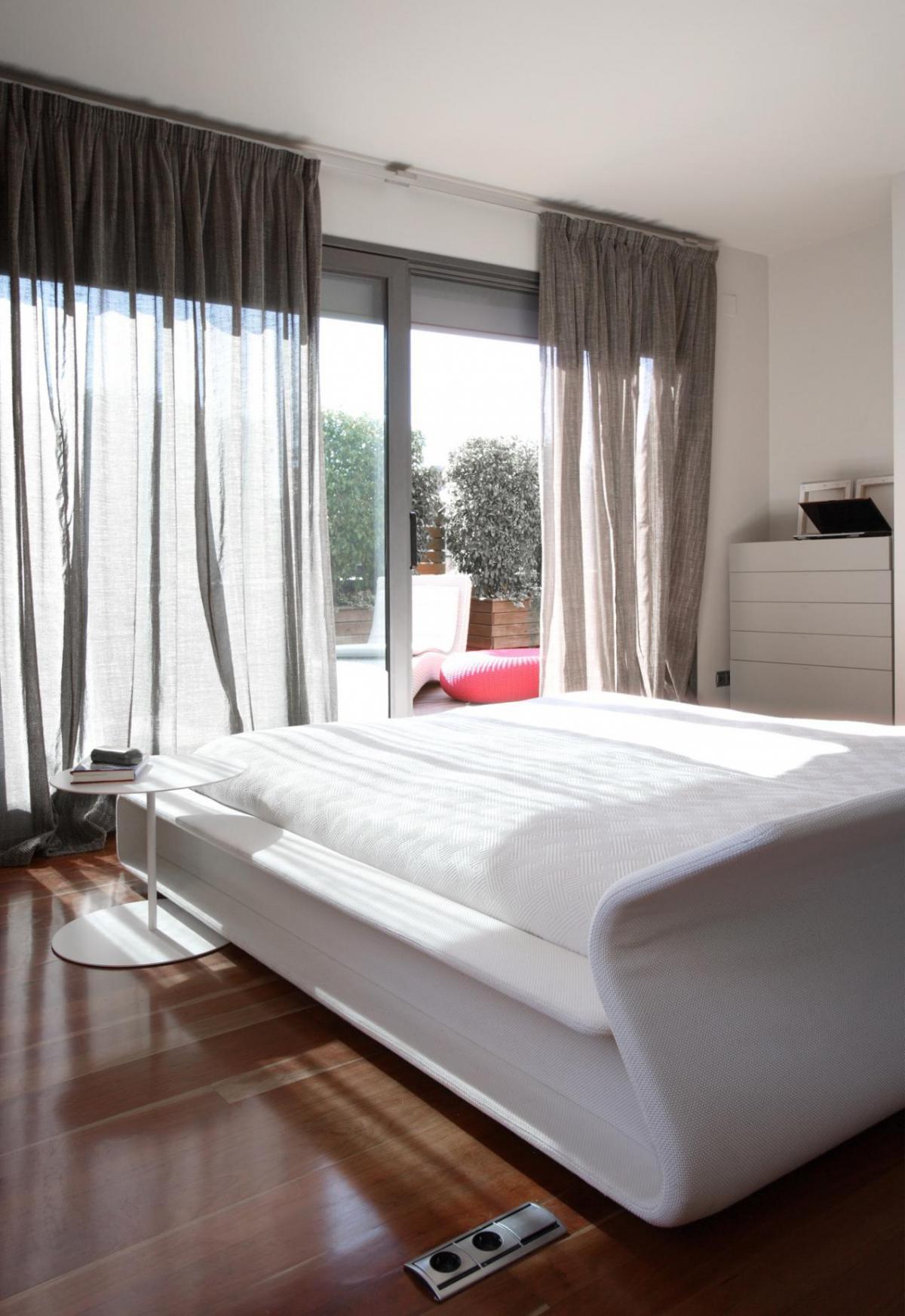 Proyecto de interiorismo. Dormitorio y baño