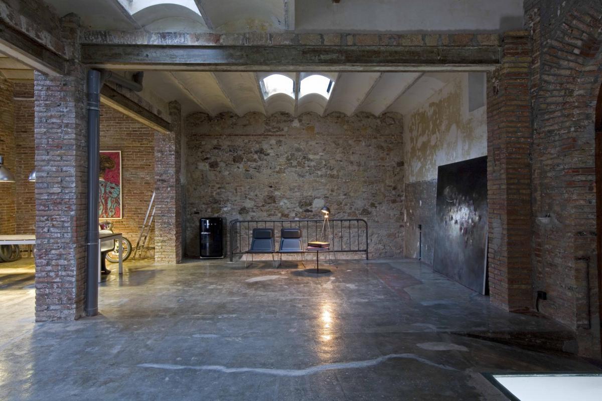 Proyecto de interiorismo. Escalera