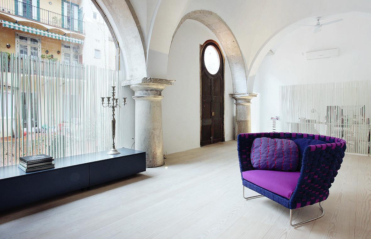 Restauración de patrimonio arquitectónico en Barcelona